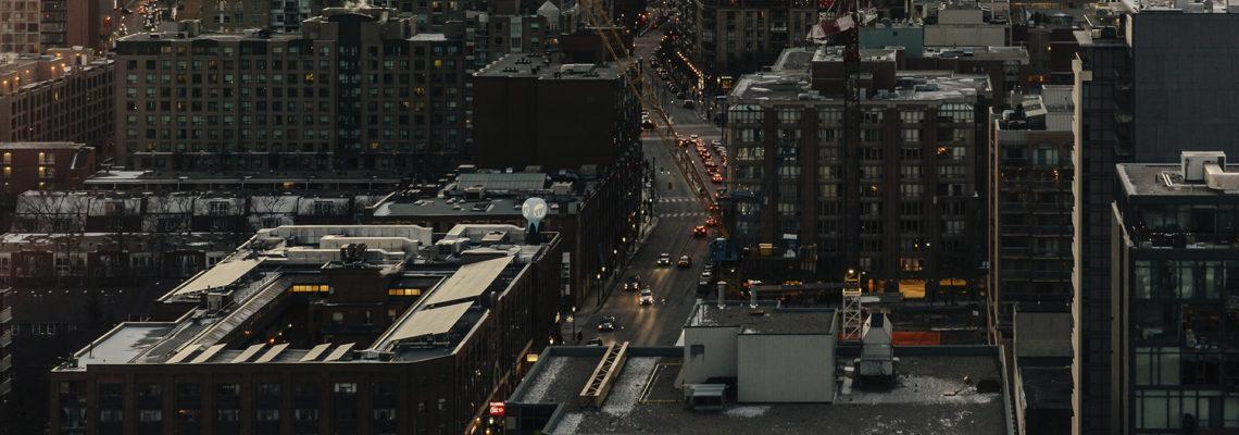 Parkování při služební cestě ve velkých městech
